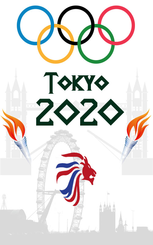 2020 Team GB Olympic Poster